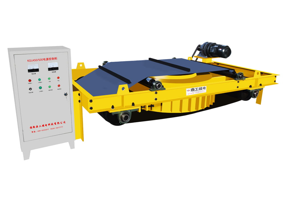 RCDD自卸电磁除铁器
