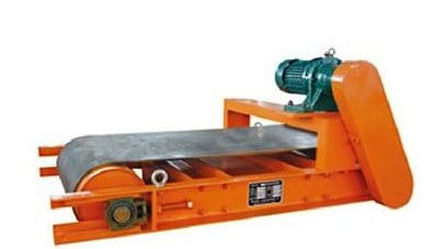 RCYQ 系列轻型永磁带式除铁器