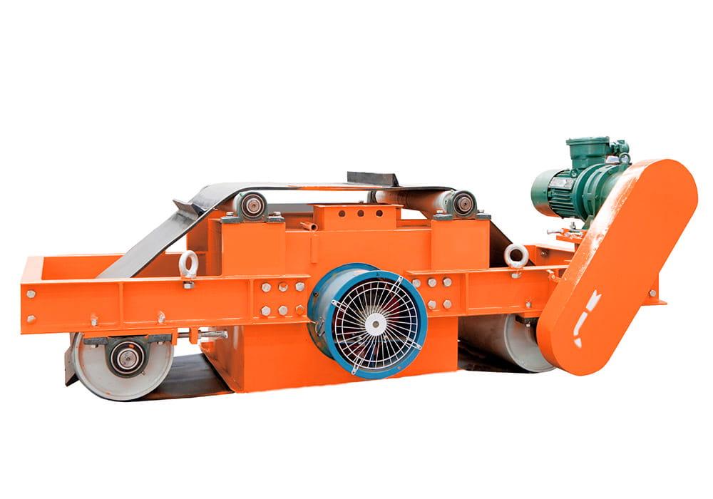 RCDC 系列风冷自卸式电磁除铁器
