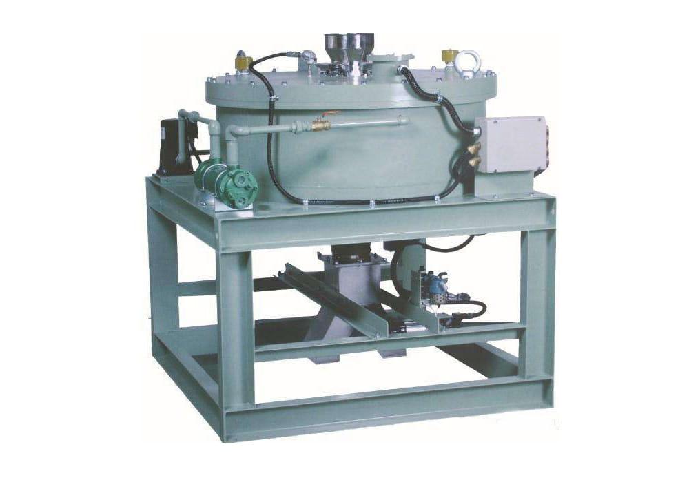 DCFJ 系列电磁干粉分离机