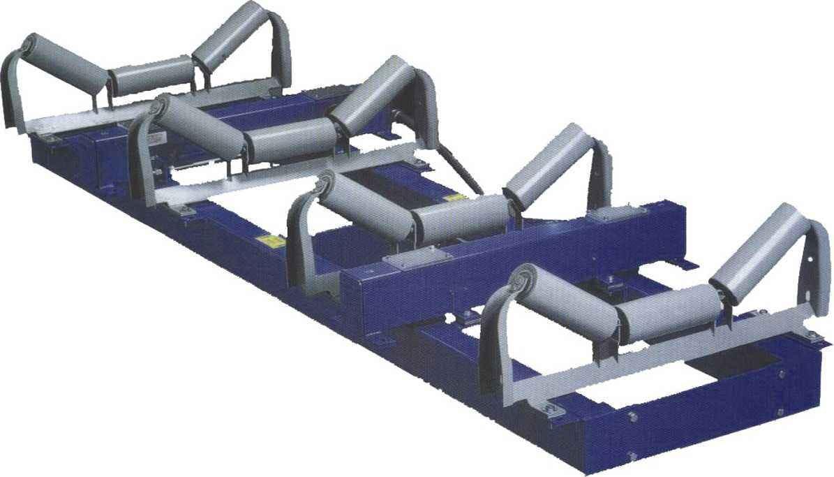 ICS 系列电子皮带秤